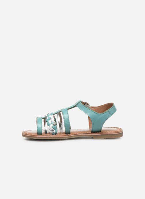 Sandalias I Love Shoes KETCHI Leather Azul vista de frente