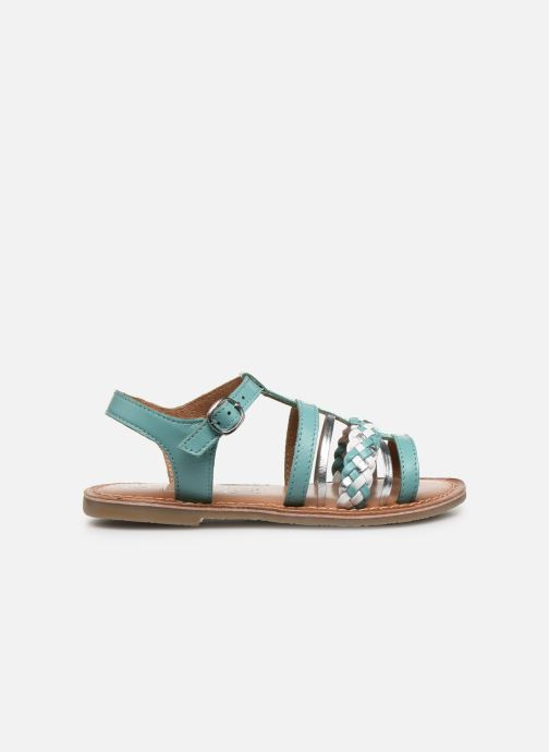 Sandalias I Love Shoes KETCHI Leather Azul vistra trasera