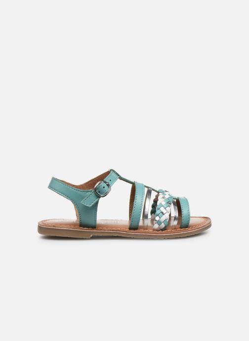 Sandali e scarpe aperte I Love Shoes KETCHI Leather Azzurro immagine posteriore