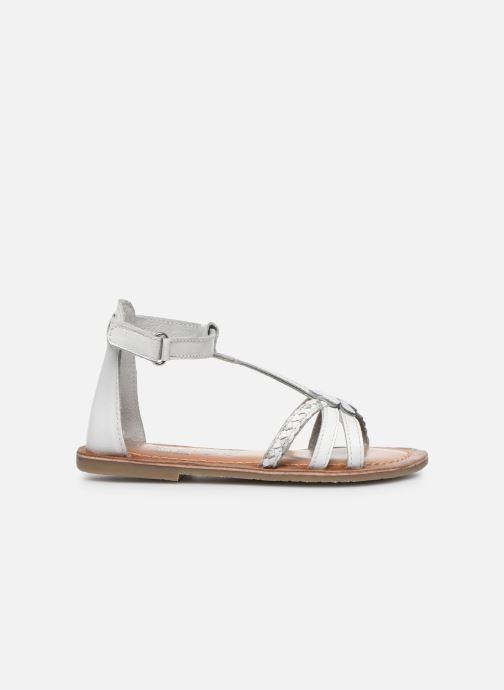 Sandales et nu-pieds I Love Shoes KEFLEUR Leather Blanc vue derrière