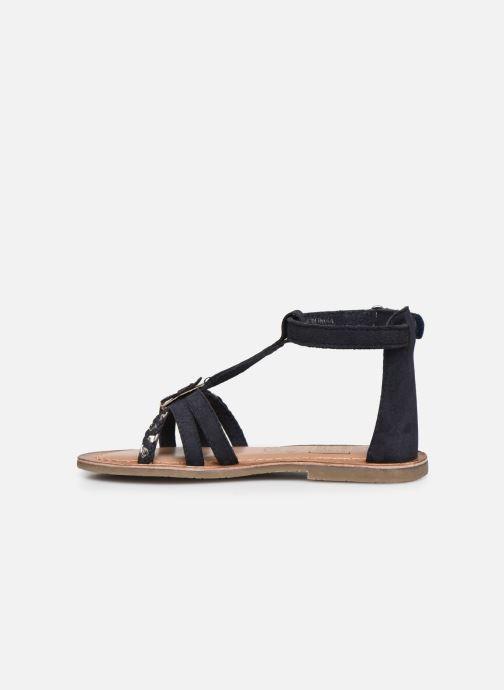 Sandales et nu-pieds I Love Shoes KEFLEUR Leather Bleu vue face