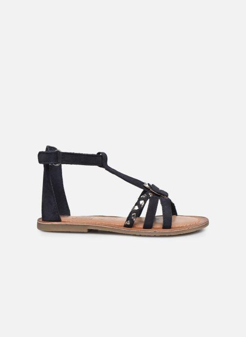 Sandales et nu-pieds I Love Shoes KEFLEUR Leather Bleu vue derrière
