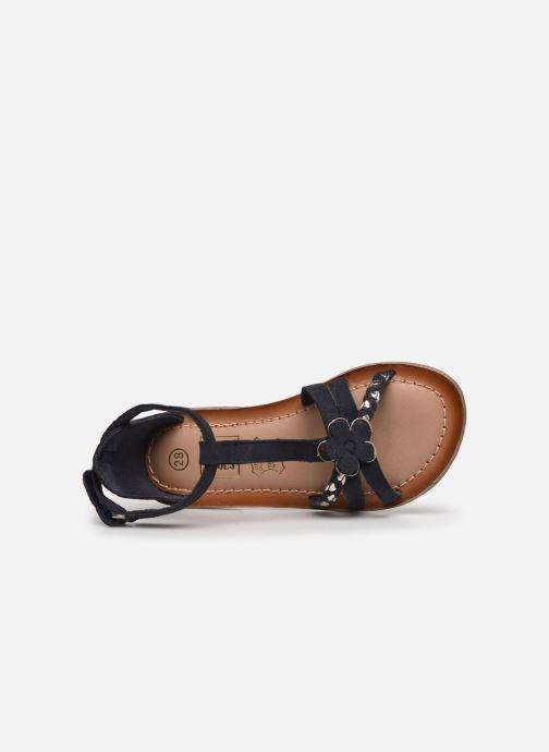 Sandales et nu-pieds I Love Shoes KEFLEUR Leather Bleu vue gauche