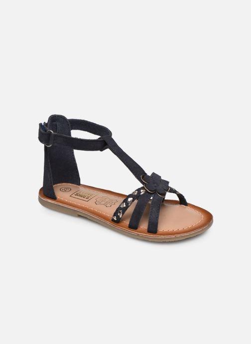 Sandales et nu-pieds I Love Shoes KEFLEUR Leather Bleu vue détail/paire