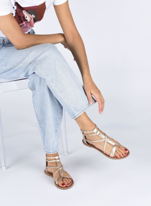 Sandaler I Love Shoes KELOU Leather Pink se forneden