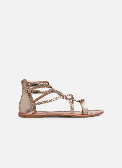 Sandales et nu-pieds I Love Shoes KELOU Leather Rose vue derrière