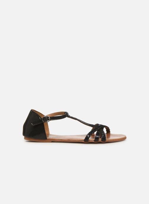 Sandales et nu-pieds I Love Shoes KESSIQUE Leather Noir vue derrière