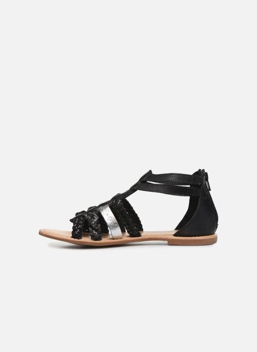 Sandali e scarpe aperte I Love Shoes Ketina Leather W Nero immagine frontale