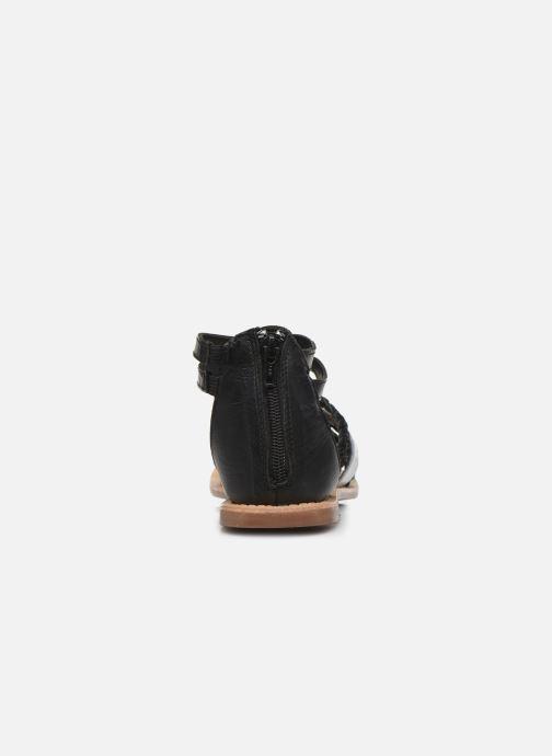 Sandales et nu-pieds I Love Shoes Ketina Leather W Noir vue droite