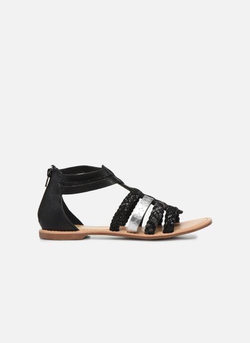 Sandales et nu-pieds I Love Shoes Ketina Leather W Noir vue derrière