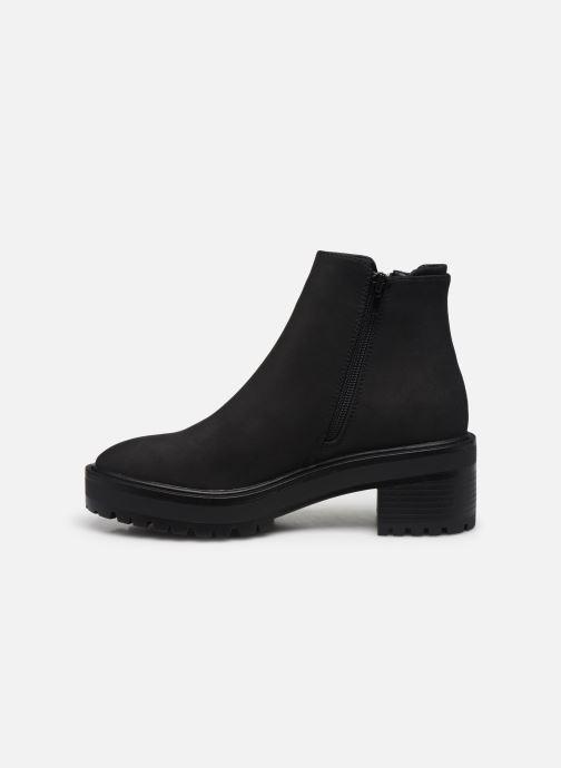 Botines  Vero Moda Vmfelia Boot Negro vista de frente
