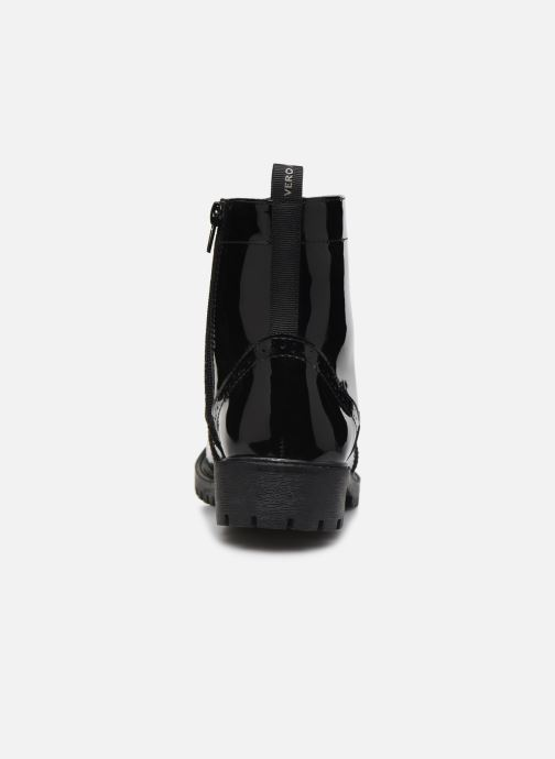 Ankle boots Vero Moda Vmgloriasia Boot Black view from the right