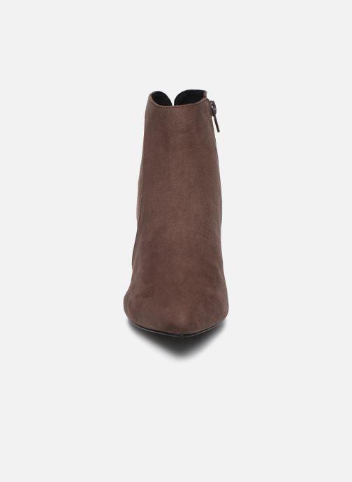 Stiefeletten & Boots Vero Moda Vmjana Boot braun schuhe getragen