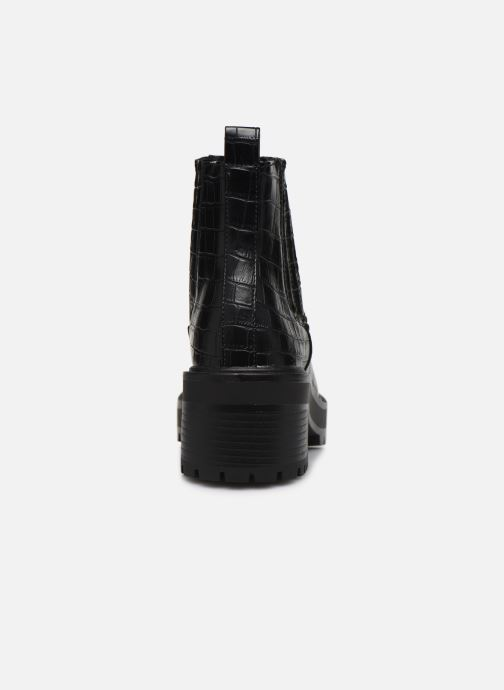 Ankle boots Vero Moda Vmlisa Boot Wide Black view from the right