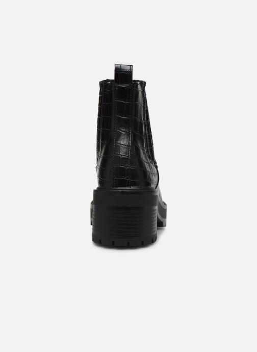 Botines  Vero Moda Vmlisa Boot Wide Negro vista lateral derecha