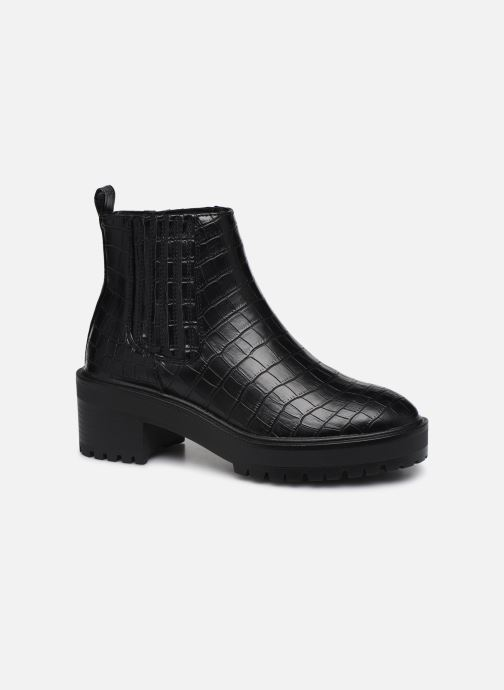 Ankle boots Vero Moda Vmlisa Boot Wide Black detailed view/ Pair view