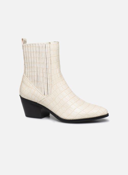 Bottines et boots Vero Moda Vmtoa Boot Blanc vue détail/paire