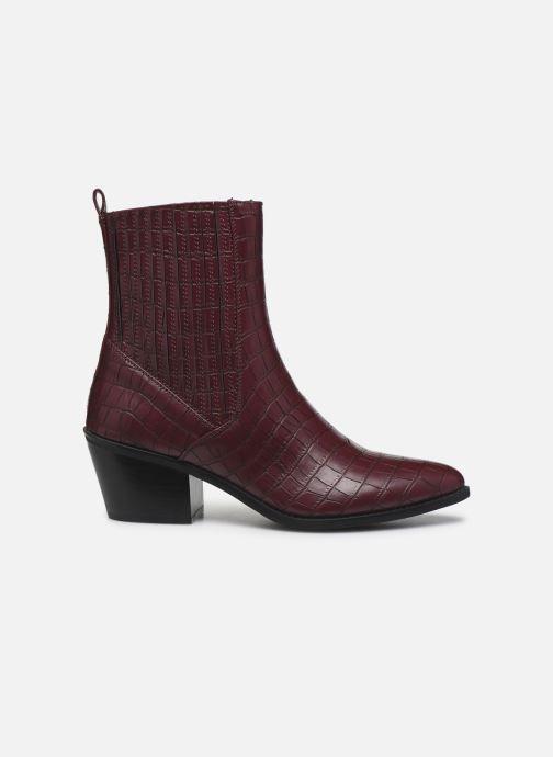 Bottines et boots Vero Moda Vmtoa Boot Bordeaux vue derrière