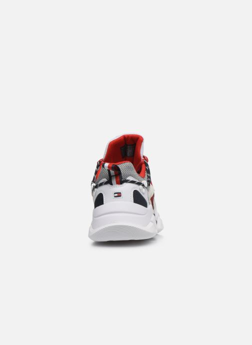 Baskets Tommy Hilfiger CITY VOYAGER CHUNKY SNEAKER M Blanc vue droite