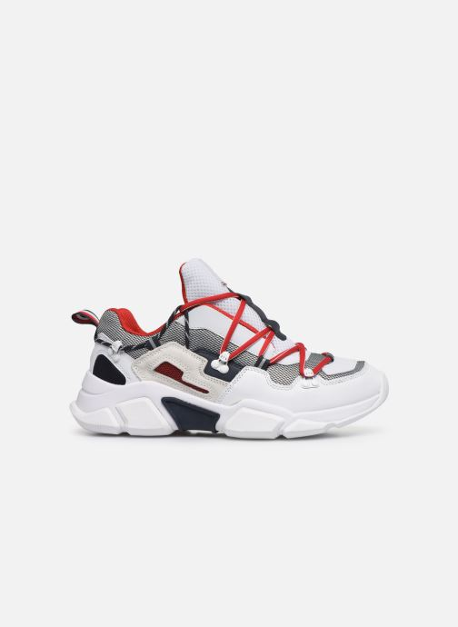 Baskets Tommy Hilfiger CITY VOYAGER CHUNKY SNEAKER M Blanc vue derrière
