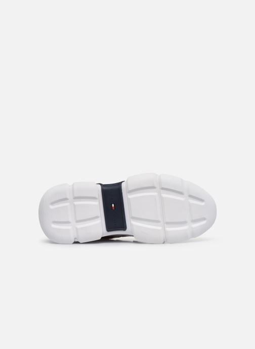 Baskets Tommy Hilfiger CITY VOYAGER CHUNKY SNEAKER M Blanc vue haut
