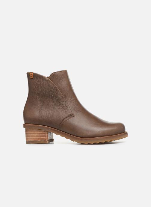 Bottines et boots El Naturalista Kentia N5106 Marron vue derrière