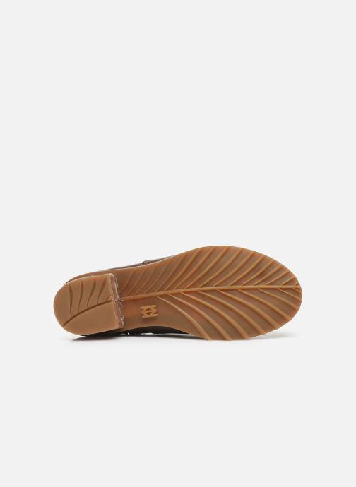Bottines et boots El Naturalista Kentia N5106 Marron vue haut