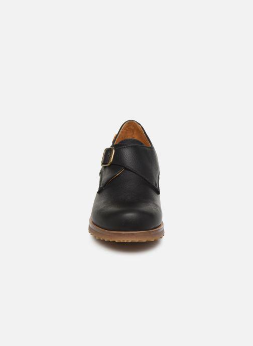 Bottines et boots El Naturalista Kentia N5109 Noir vue portées chaussures