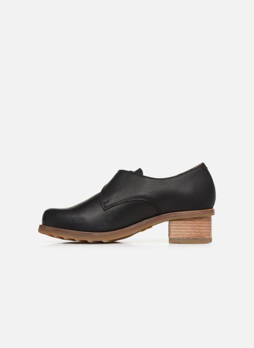 Bottines et boots El Naturalista Kentia N5109 Noir vue face