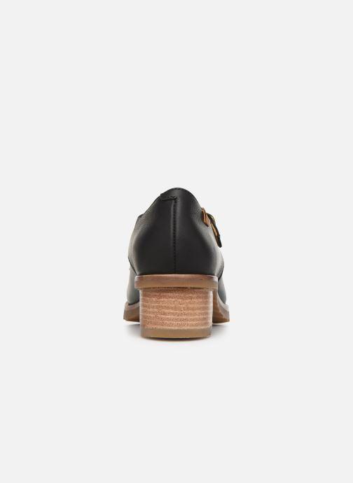 Bottines et boots El Naturalista Kentia N5109 Noir vue droite