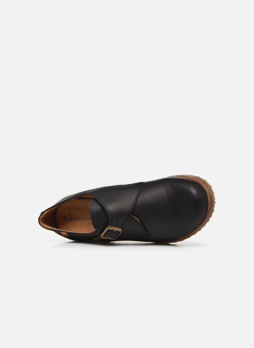 Bottines et boots El Naturalista Kentia N5109 Noir vue gauche