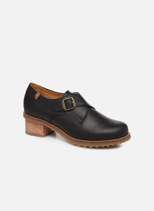 Bottines et boots El Naturalista Kentia N5109 Noir vue détail/paire