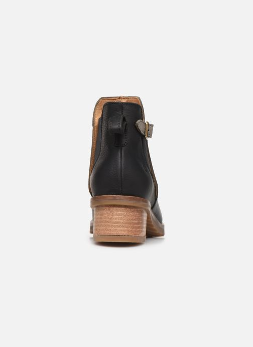 Bottines et boots El Naturalista Kentia N5112 Noir vue droite