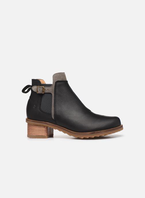 Bottines et boots El Naturalista Kentia N5112 Noir vue derrière
