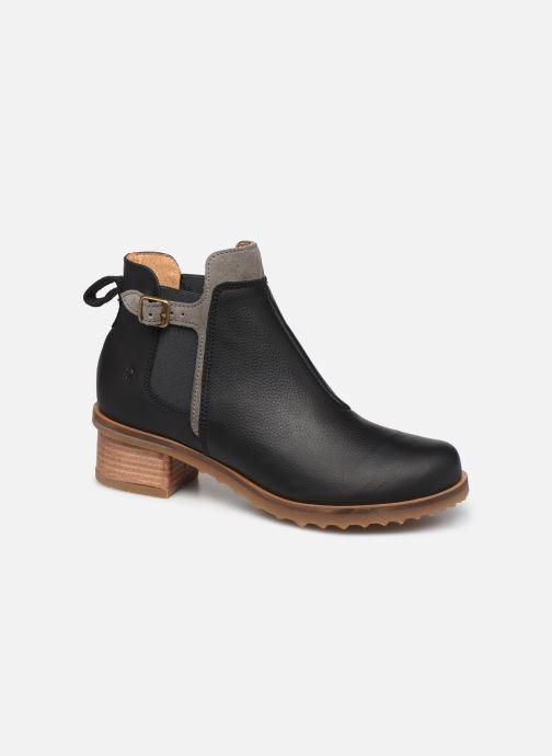 Bottines et boots El Naturalista Kentia N5112 Noir vue détail/paire