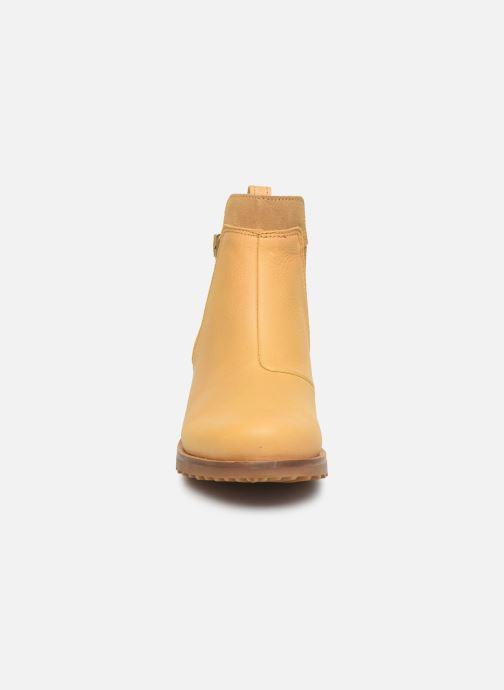 Bottines et boots El Naturalista Kentia N5112 Jaune vue portées chaussures