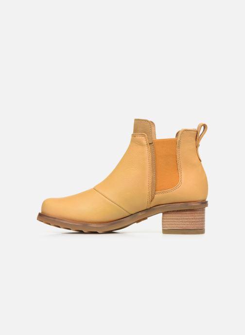 Bottines et boots El Naturalista Kentia N5112 Jaune vue face