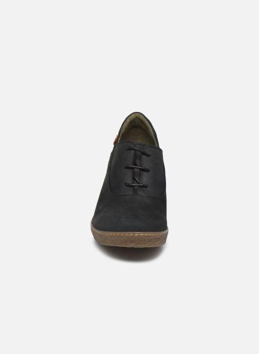 Bottines et boots El Naturalista Lichen N5174 Noir vue portées chaussures