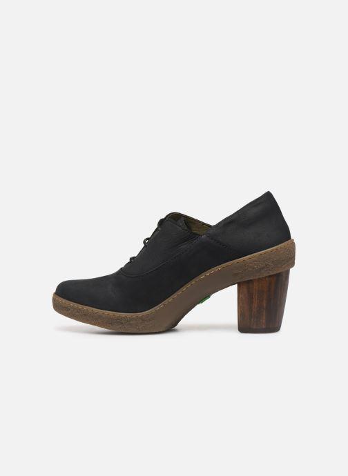 Bottines et boots El Naturalista Lichen N5174 Noir vue face