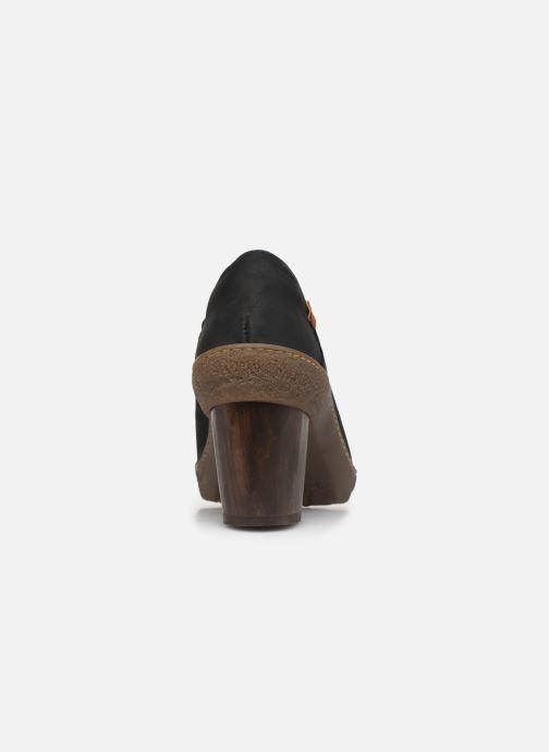 Bottines et boots El Naturalista Lichen N5174 Noir vue droite