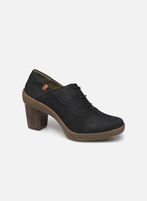 Bottines et boots El Naturalista Lichen N5174 Noir vue détail/paire