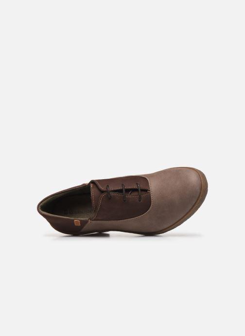 Bottines et boots El Naturalista Lichen N5174 Gris vue gauche