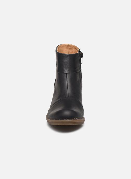 Boots en enkellaarsjes El Naturalista Dovela N5401 Zwart model