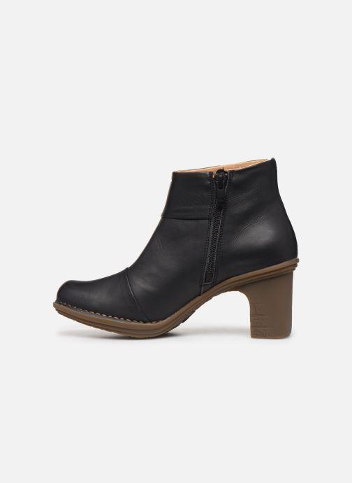 Boots en enkellaarsjes El Naturalista Dovela N5401 Zwart voorkant