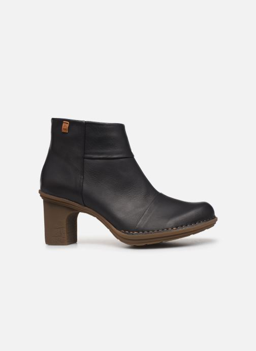 Boots en enkellaarsjes El Naturalista Dovela N5401 Zwart achterkant