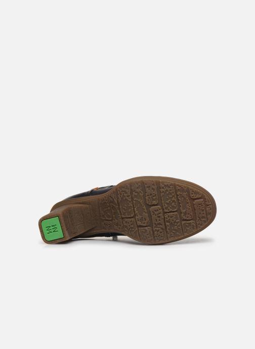 Boots en enkellaarsjes El Naturalista Dovela N5401 Zwart boven