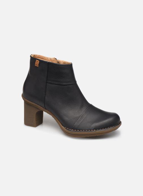 Boots en enkellaarsjes El Naturalista Dovela N5401 Zwart detail