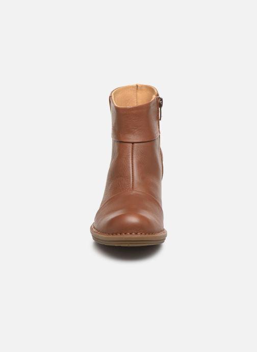 Bottines et boots El Naturalista Dovela N5401 Marron vue portées chaussures