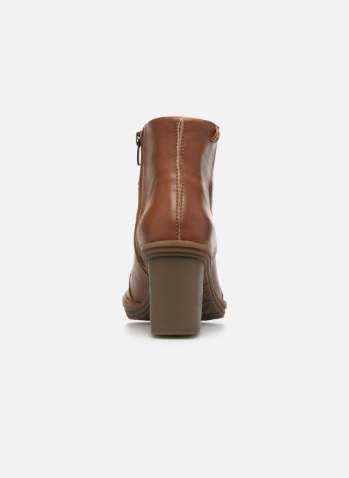 Bottines et boots El Naturalista Dovela N5401 Marron vue droite