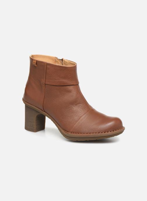 Bottines et boots El Naturalista Dovela N5401 Marron vue détail/paire